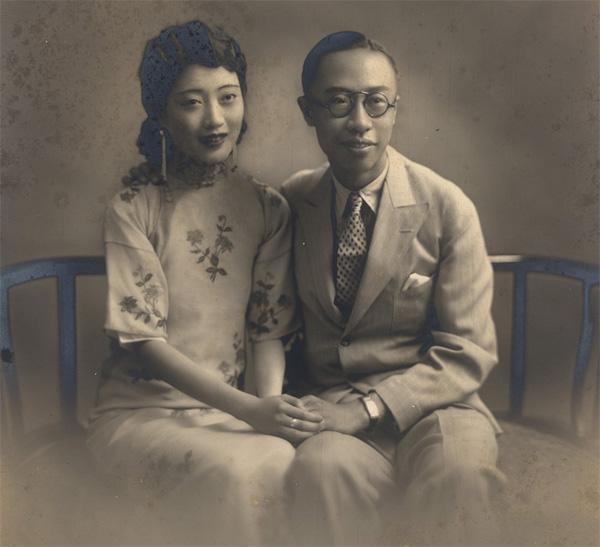 Ảnh hiếm chưa từng được hé lộ trong hôn lễ Hoàng đế Phổ Nghi - vị vua cuối cùng của nhà Thanh-3