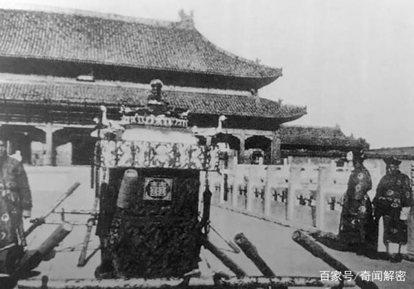 Ảnh hiếm chưa từng được hé lộ trong hôn lễ Hoàng đế Phổ Nghi - vị vua cuối cùng của nhà Thanh-4