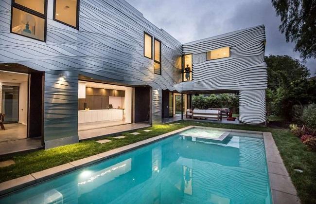 Độc đáo những căn nhà chất hơn nước cất không cần đến gạch vữa-8