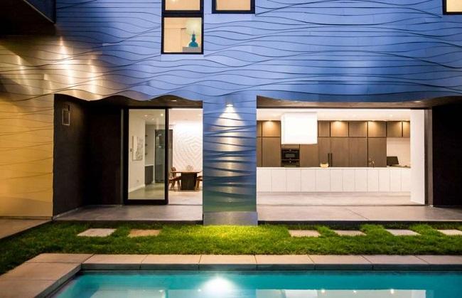 Độc đáo những căn nhà chất hơn nước cất không cần đến gạch vữa-9