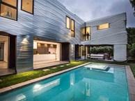 Độc đáo những căn nhà 'chất hơn nước cất' không cần đến gạch vữa
