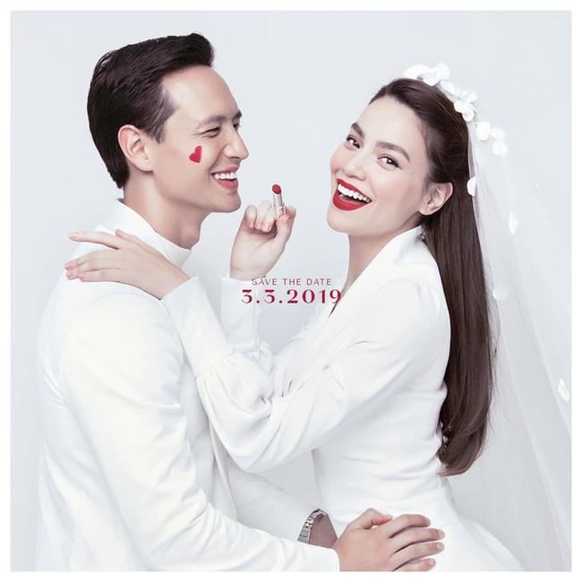 Hồ Ngọc Hà và Kim Lý tung ảnh cưới, sẽ kết hôn vào tháng 3 này?-1