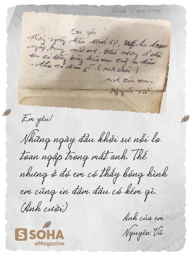 Bức thư tình mùi mẫn do chính tay Vua cà phê Trung Nguyên viết gửi cô nhân viên bưu điện Lê Hoàng Diệp Thảo ngày nào bất ngờ xuất hiện gây bão CĐM-1