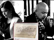 Bức thư tình mùi mẫn do chính tay Vua cà phê Trung Nguyên viết gửi cô nhân viên bưu điện Lê Hoàng Diệp Thảo ngày nào bất ngờ xuất hiện gây bão CĐM