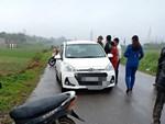 Hé lộ nguyên nhân nữ tài xế bị chặn xe ô tô, đâm chết tại ghế lái-2