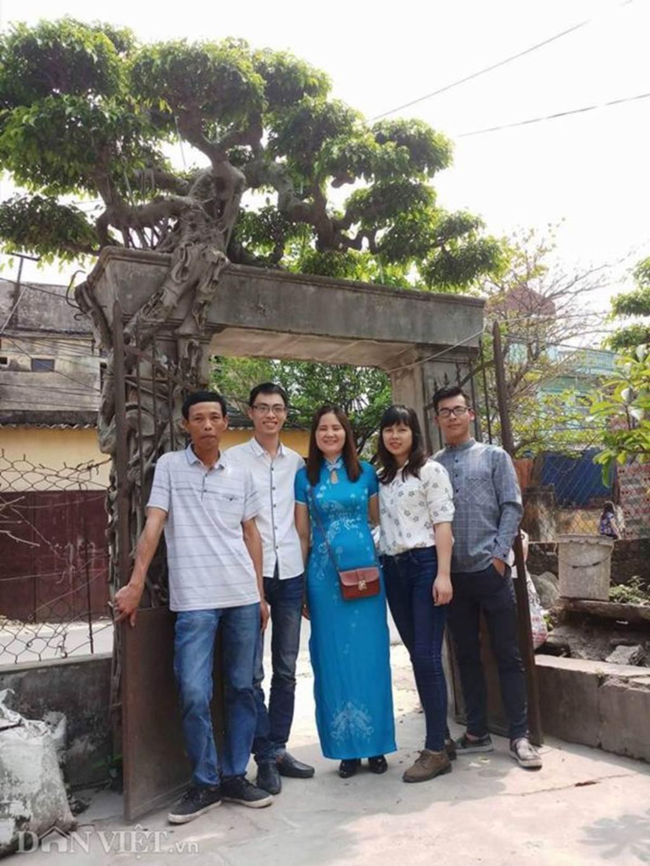 Xôn xao Nam Định: Cây sanh cổ bán kèm cổng nhà giá 6.000 USD?-2