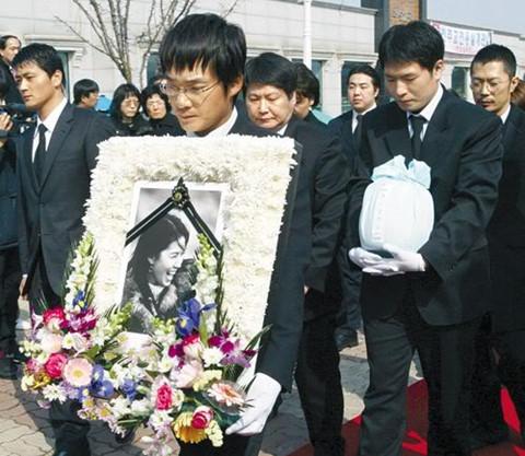 Lee Eun Joo - mỹ nhân tự sát sau cảnh nóng, gây thương xót suốt 14 năm-5