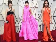 Thảm đỏ Oscar 2019: Lady Gaga đeo vòng kim cương gần 700 tỷ; sao 'Xác ướp Ai Cập' Rachel Weisz diện đầm cao su khó hiểu