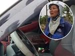 Vụ nữ tài xế bị đồng nghiệp chặn đường đâm tử vong: Nạn nhân van xin nhưng không được-3
