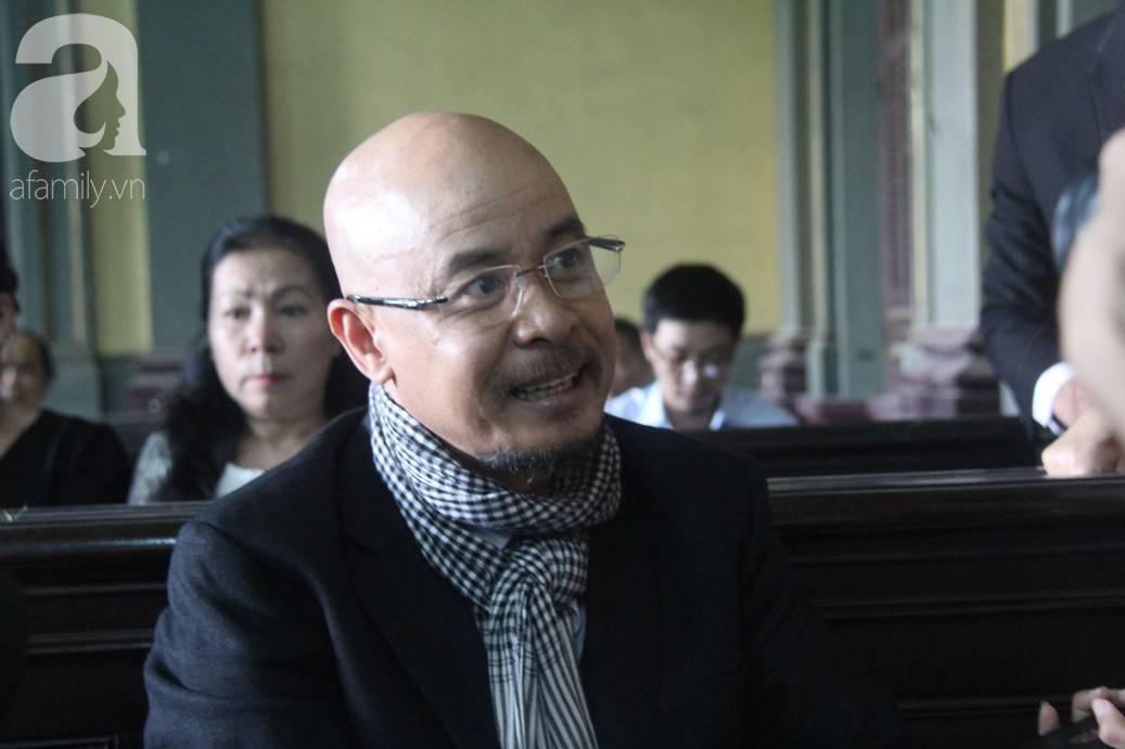 Ông Đặng Lê Nguyên Vũ tiếp tục chia sẻ đạo lý làm người, khẳng định không có chuyện ăn cơm để bà Thảo đứng hầu-1