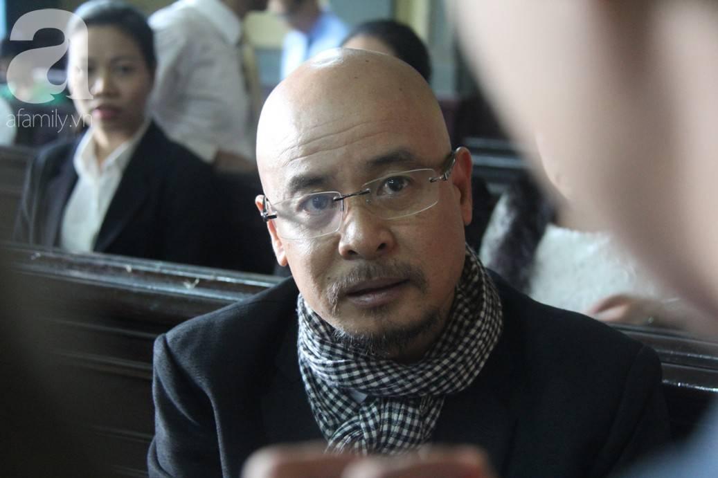 Ông Đặng Lê Nguyên Vũ tiếp tục chia sẻ đạo lý làm người, khẳng định không có chuyện ăn cơm để bà Thảo đứng hầu-6