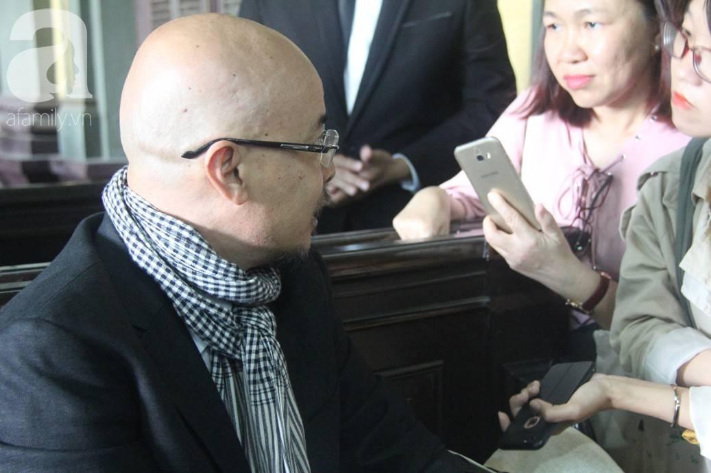 Ông Đặng Lê Nguyên Vũ tiếp tục chia sẻ đạo lý làm người, khẳng định không có chuyện ăn cơm để bà Thảo đứng hầu-7
