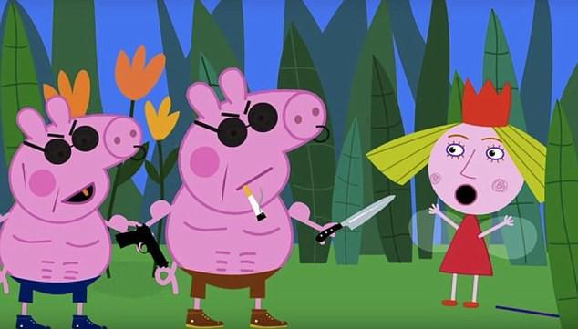 Phụ huynh bức xúc vì phim hoạt hình nổi tiếng dành cho trẻ em Peppa Pig bị biến tướng trên Youtube, chứa nội dung độc hại phản cảm-2