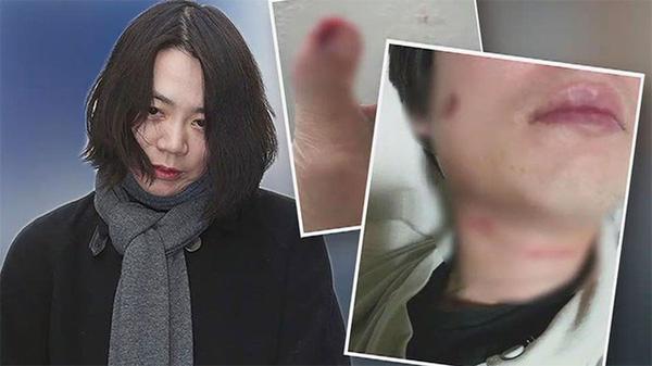 Ái nữ nhà Korean Air lộ clip mắng con thậm tệ, chồng phản pháo về cáo buộc nghiện rượu khiến hôn nhân đổ vỡ-1