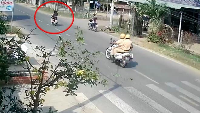 Thực hư thông tin 2 cô gái trẻ thương vong do bị CSGT truy đuổi ở Sài Gòn-2