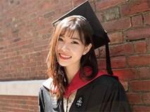 Chuyên trốn học, có thai năm 20 tuổi, cô gái xinh đẹp này vẫn có thành tích khủng và là thạc sĩ trẻ tuổi nhất Havard