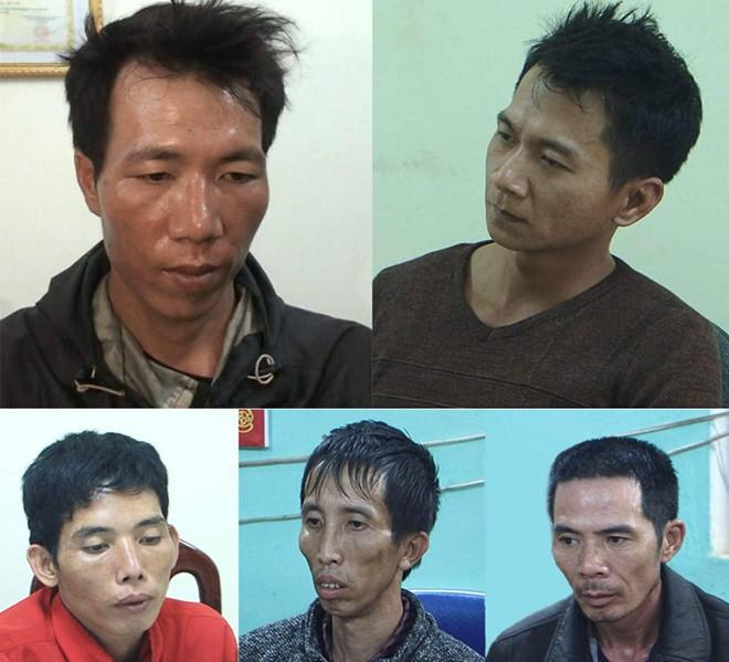 Vụ cưỡng bức, sát hại cô gái giao gà: 5 bị can bảnh bao hơn so với lúc bị bắt, đã ăn ngủ tốt-1