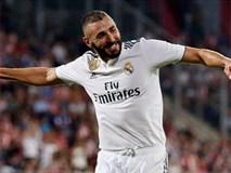 Benzema nhận mình là thủ lĩnh Real Madrid sau sự ra đi của Ronaldo