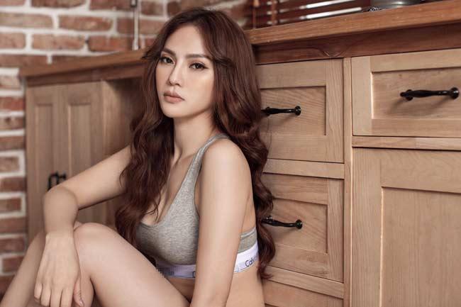 Sau ly hôn, vợ cũ Phan Thanh Bình, Thu Thuỷ... dao kéo đẹp hơn xưa gấp bội-3