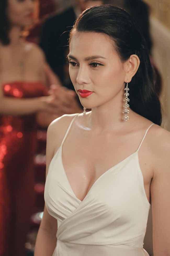 Sau ly hôn, vợ cũ Phan Thanh Bình, Thu Thuỷ... dao kéo đẹp hơn xưa gấp bội-4