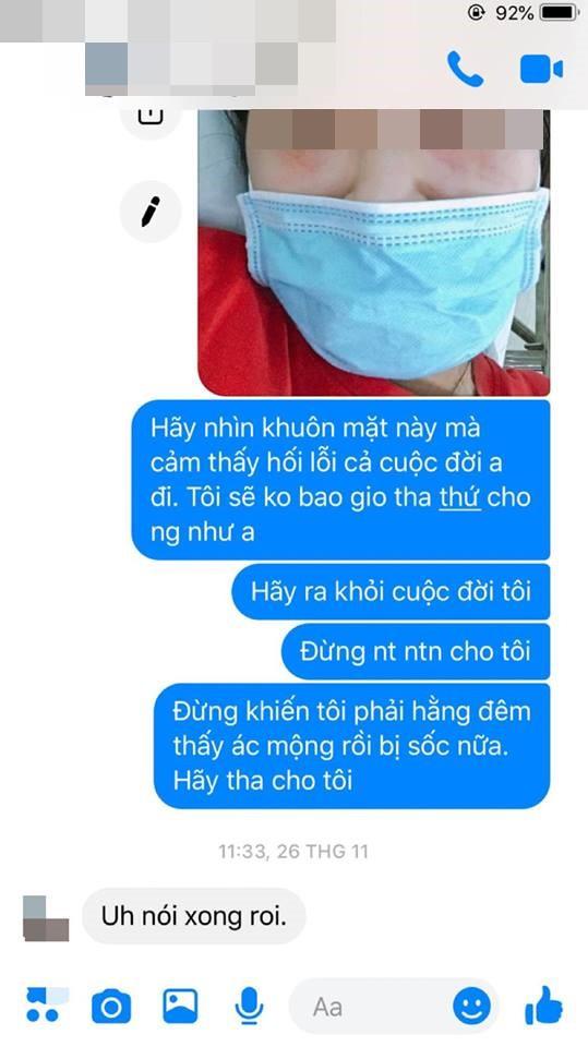 Ca lụy tình khiến MXH sôi máu: Cô gái vẫn tha thứ mặc bạn trai nhiều lần bạo hành dù vào viện như cơm bữa-5