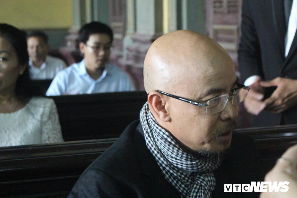 Ông Đặng Lê Nguyên Vũ phủ nhận chuyện ngoại tình-1