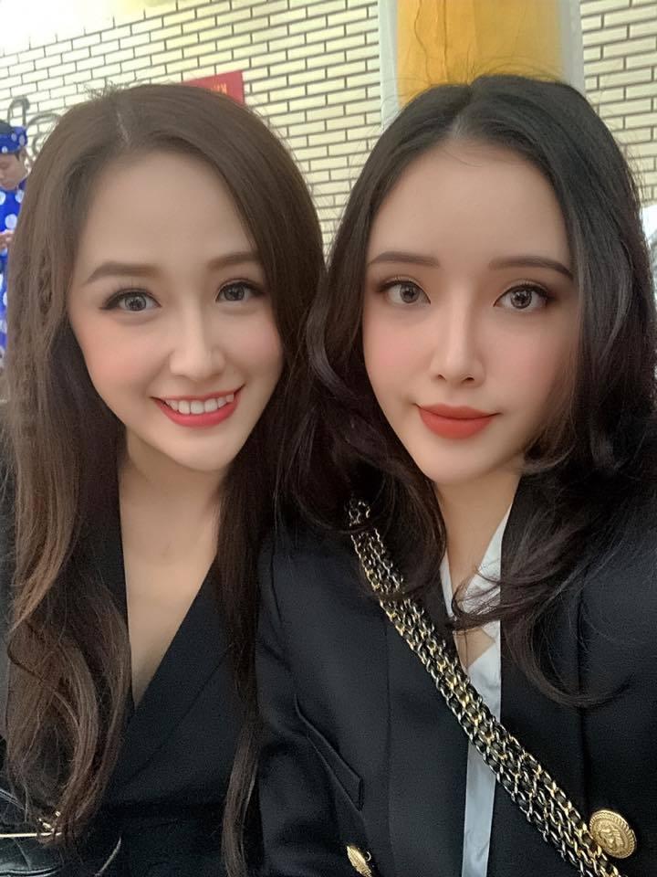 Xinh đẹp, nóng bỏng vượt mặt chị chính là ba cô em gái của Mai Phương Thúy, Nhã Phương, Angela Phương Trinh-2