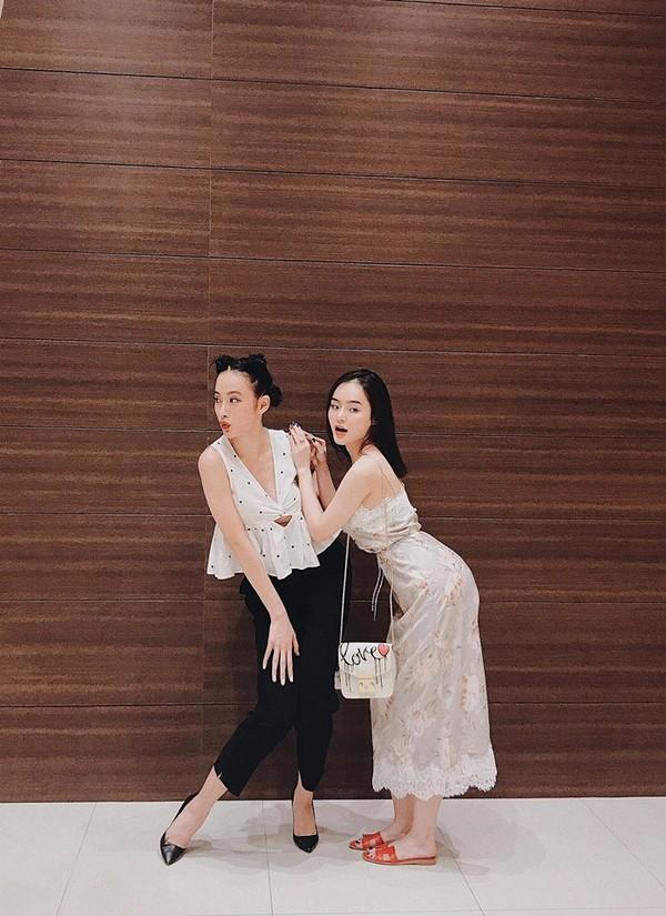 Xinh đẹp, nóng bỏng vượt mặt chị chính là ba cô em gái của Mai Phương Thúy, Nhã Phương, Angela Phương Trinh-12