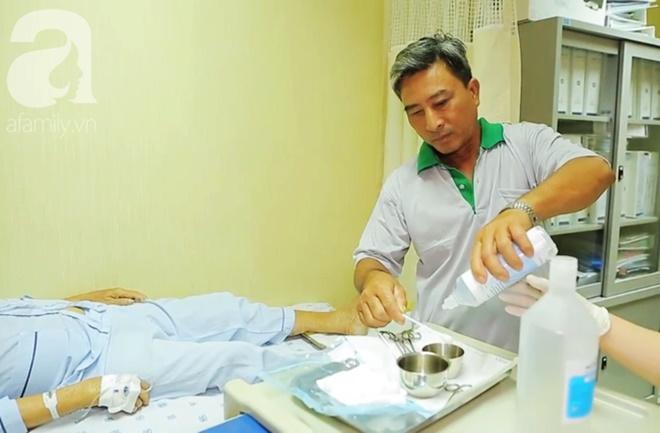 Nghĩ bị nhiễm trùng nặng do mang dép kẹp, đến khi đi khám bệnh người phụ nữ này mới tá hỏa vì mắc phải căn bệnh nguy hiểm-5