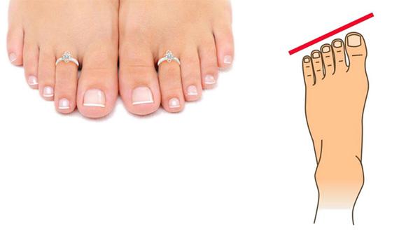 3 kiểu bàn chân của người phụ nữ thiên phú, trường thọ, đã xinh đẹp còn giàu sang khét tiếng 1 vùng-2