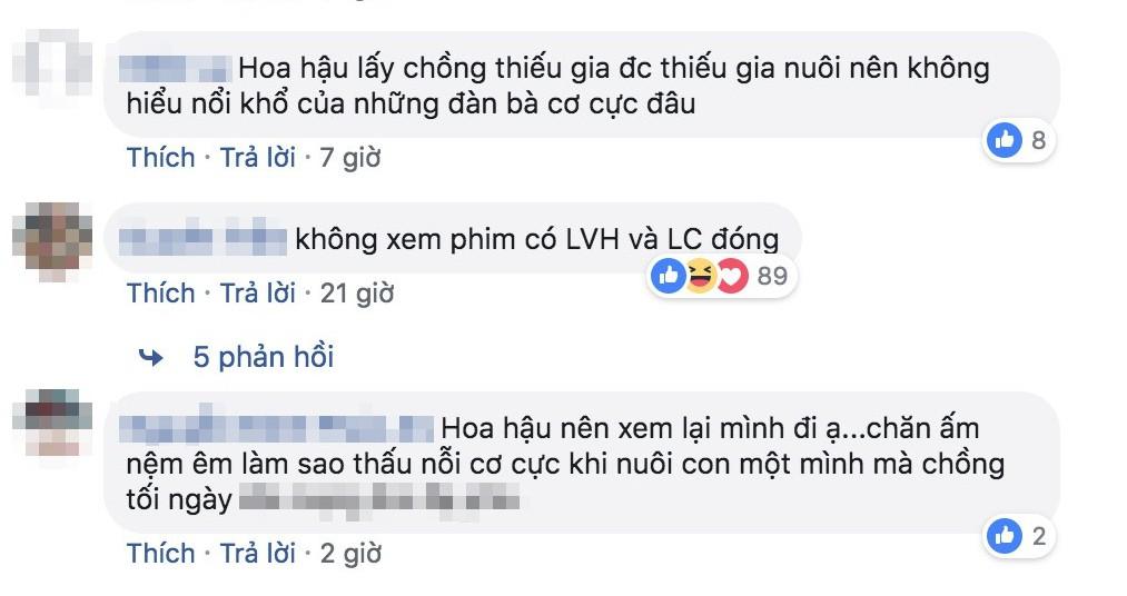 Đặng Thu Thảo bị phản ứng khi kêu gọi công bằng cho phim có Lâm Vinh Hải - Linh Chi: Hoa hậu lấy chồng giàu làm sao hiểu được-3