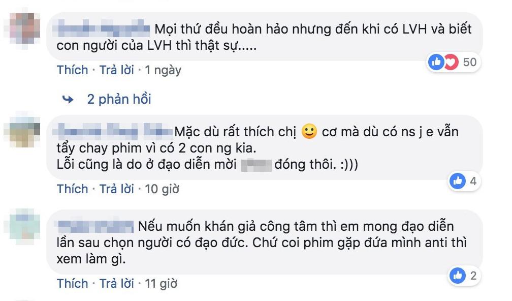 Đặng Thu Thảo bị phản ứng khi kêu gọi công bằng cho phim có Lâm Vinh Hải - Linh Chi: Hoa hậu lấy chồng giàu làm sao hiểu được-2