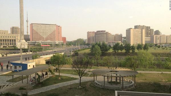 Cận cảnh căn hộ cao cấp rộng 200m² tại Bình Nhưỡng, Triều Tiên-1