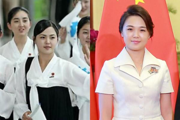 Ngoài phong cách, Đệ nhất phu nhân Triều Tiên còn sở hữu làn da và mái tóc đáng ngưỡng mộ-3