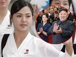 Vẻ đẹp nữ ca sĩ tháp tùng ông Kim Jong Un đến Hà Nội-9