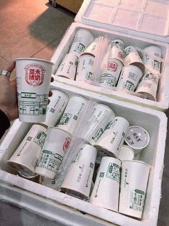 Phát cuồng trà sữa nướng Trung Quốc, xếp hàng 2 ngày chờ mua-3