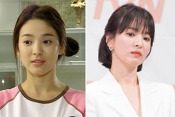 Shock trước hình ảnh soi kỹ làn da của Song Hye Kyo, ai nấy đều chẳng nói nên lời bởi...-1