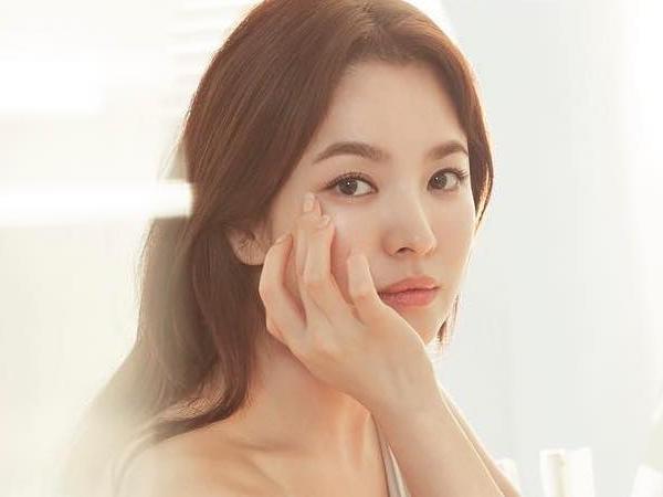 Shock trước hình ảnh soi kỹ làn da của Song Hye Kyo, ai nấy đều chẳng nói nên lời bởi...-12