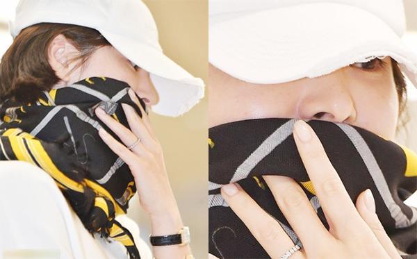 Shock trước hình ảnh soi kỹ làn da của Song Hye Kyo, ai nấy đều chẳng nói nên lời bởi...-6