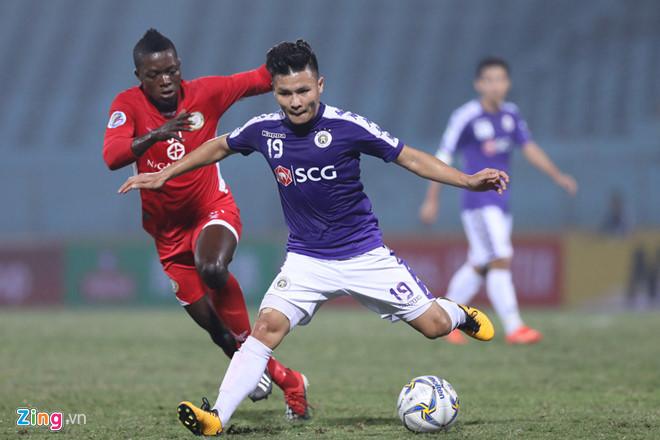 Thắng trận 10-0, CLB Hà Nội đi vào lịch sử AFC Cup-2
