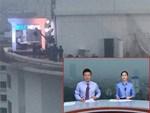 Vì sao các hãng thông tấn quốc tế đều chọn những nóc nhà của Hà Nội để đưa tin về Hội nghị thượng đỉnh Mỹ - Triều?-20