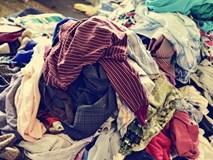 Cô gái dọn tủ vứt bỏ đi 5 bao tải quần áo: Cái kết bất ngờ sau 2 năm
