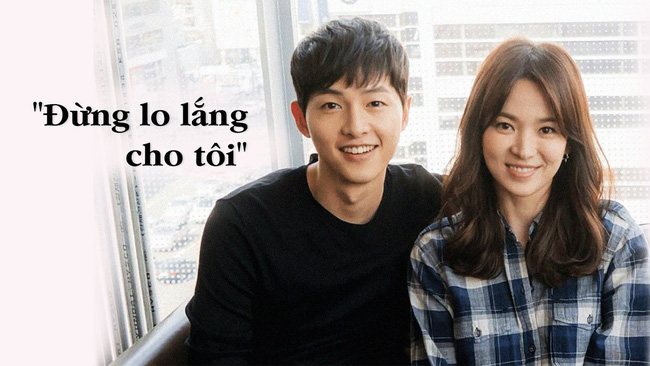 Xôn xao tâm thư Song Joong Ki lên tiếng trấn an người hâm mộ sau thông tin ly hôn: Vợ chồng tôi vẫn đang hạnh phúc-3