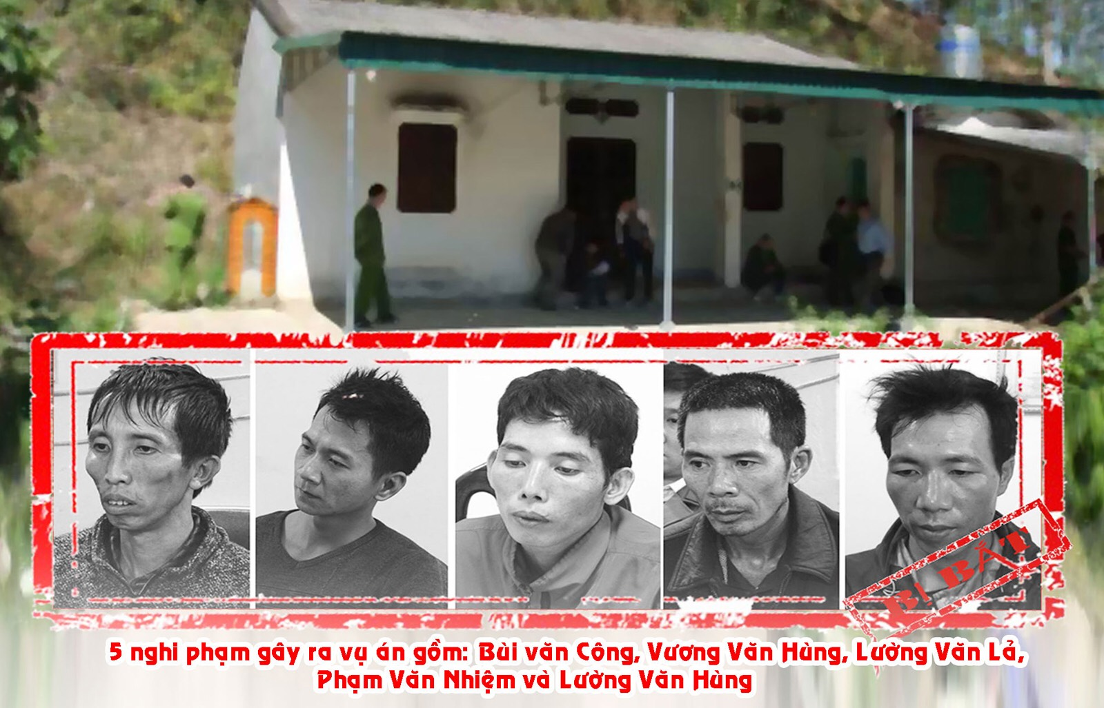 Toàn cảnh vụ sát hại nữ sinh giao gà tại tỉnh Điện Biên