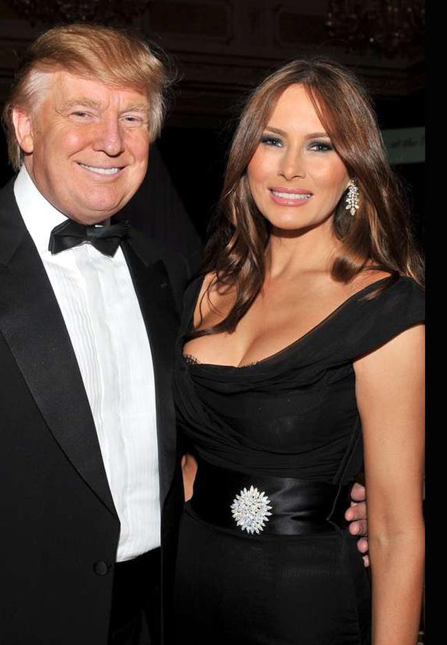 Vẻ đẹp mặn mà, quyến rũ của vợ Tổng thống Trump từng là siêu mẫu đắt giá-1
