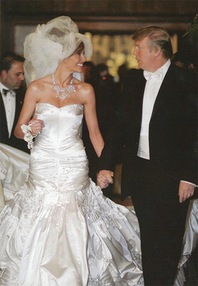 Vẻ đẹp mặn mà, quyến rũ của vợ Tổng thống Trump từng là siêu mẫu đắt giá-6