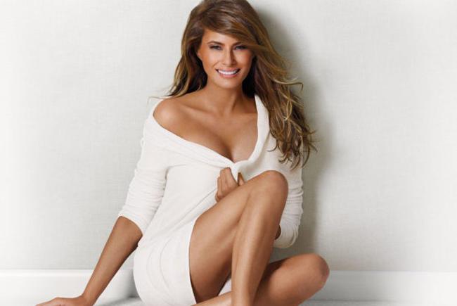 Vẻ đẹp mặn mà, quyến rũ của vợ Tổng thống Trump từng là siêu mẫu đắt giá-7