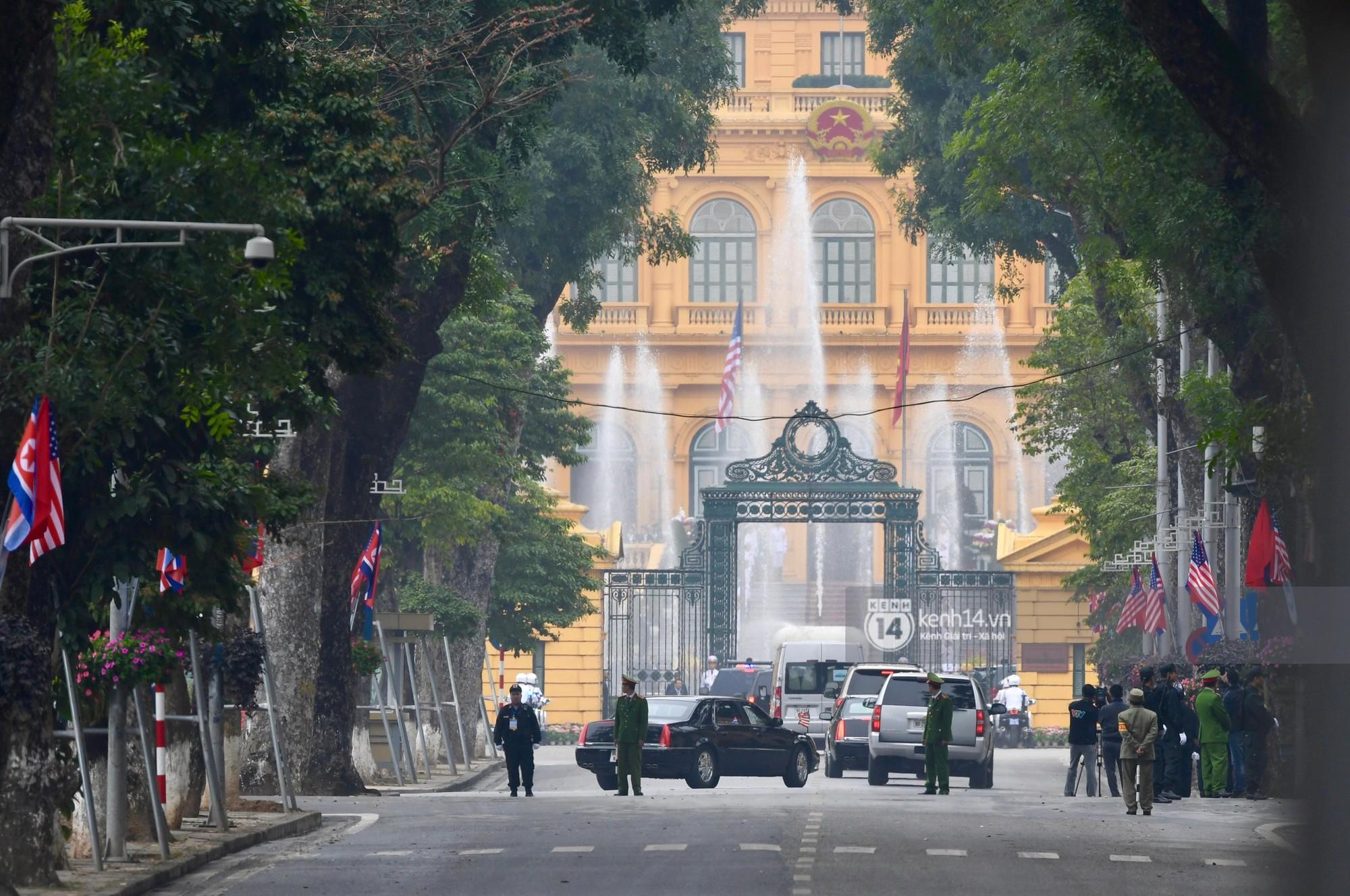 Thủ tướng Nguyễn Xuân Phúc hội kiến Tổng thống Trump-17