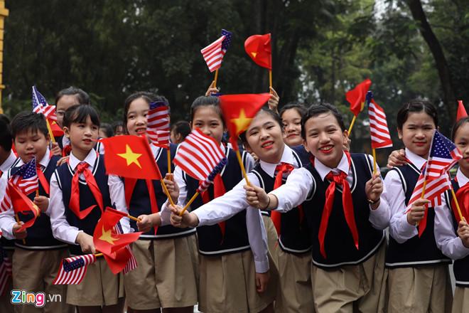 Thủ tướng Nguyễn Xuân Phúc hội kiến Tổng thống Trump-24