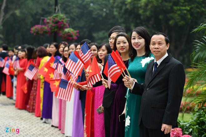 Thủ tướng Nguyễn Xuân Phúc hội kiến Tổng thống Trump-25